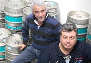 Igor Mazzola e Giuseppe Boccellato
